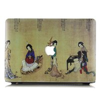 beauty briefcase - China Classical Beauty Printing Hard Matte Case for apple Macbook Air Pro Retina Shell Protective Cover