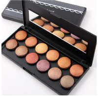 baked eyes - Brand New Miss Rose Eyeshadow Palette Professional make up D Baked Eye Shadow Baking Baked Colorstay Colors