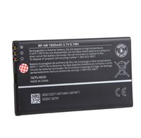 atlas phones - BP W BP4W Battery for NOKIA Lumia RM Atlas Mobile phone battery plate high quality