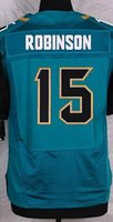 allen baseball - NIK Elite Football Stitched Jaguars Blake Bortles Allen Robinson Black Blue Jerseys Mix Order