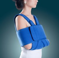 arm fix - Medical Sling Outdoor Emergency Medical Forearm Sling Straps Shoulder Dislocation Fracture Fix Strong Arm Bandage Orthoses