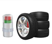 air pressure caps - 4 Car Tire Tyre Air Pressure Alert Indicator Valve Stem Monitor Sensor Caps ugoo hot sale limited