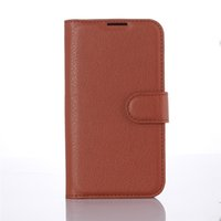 apple canada iphone - New LG Zone Canada K4 pu case litchi leather flip cover wallet case for LG K7 K10 V10 G3 G5 G4 LG Leon H320