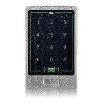 Купить Пароль панели-Металл Сенсорная панель Поддержка RFID125KHz ID карты и пароль управления открытых дверей доступа 8000 пользователей Silver F1267D