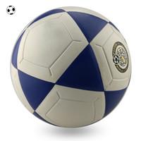 beach soccer ball - High Quality A Standard beach Soccer Ball PVC Soccer Ball Training Balls Football Official Size race dedicated