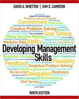 Wholesale 2016 Developing Management Skills th Edition