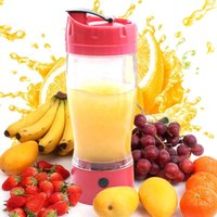automatic lemon juicer - Portable automatic cup lemon juice squeezed fruit cup lazy electric mixing cup creative DIY drinking cups