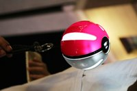 bank designs - 2016 Newest Charger Ball Go Pokeball Design mAh Universal Power Banks Personality Chargers For Mobile Phone