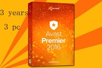 Wholesale Avast Premier software key License file about Years PC full working