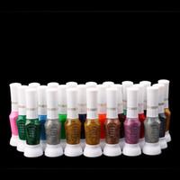 Wholesale Beauty Women Nail Polish Nail Art Makeup Colors False Nail Art Brush Pen Varnish Polish Nail Polish Set FB