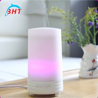 anion aroma diffuser - Mini Portable USB Aromatherapy Diffuser Super Mute Home Humidifier Aroma Diffuser Led Anion Atomizer Fragrance Mist Maker