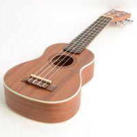 Wholesale Professional quot Soprano Ukulele Musical Instrument Hawaiian Guitar