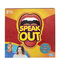 Wholesale 2016 new MOQ Speak Out Game KTV party game newest best selling toy