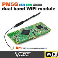 aerial vehicle - Unmanned aerial vehicle uav for high power WiFi module dual band repeater G G manufacturer for PM5G VONETS straight