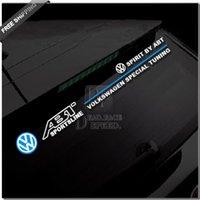 beetle window - DP_ Car Styling VW VOLKSWAGEN logo Front rear window vinyl stickers decals for All VW Cars GTI JETTA GOLF BEETLE