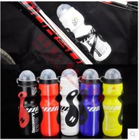 Wholesale Bike Accessories Portable Outdoor Bike Bicycle Cycling Sports Drink Bottle Jug Water Bottle Cup Tour De France Bicycle Bottle