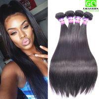 bella human hair - Bella Hair Bundles Malaysian Virgin Hair Extensions Mink A Grade Malaysian Straight Human Hair Weave Natural Black Human Hair Bundles