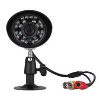 Wholesale FLOUREON X4CH H P2P AHD P CCTV DVR X Outdoor TVL CMOS PAL IR CUT IP66 Camera Home Security Camera Set