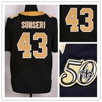 Wholesale New Player SUNSERI Elite Football Jerseys with the th anniversary Patch new season Football Wear Shirts top Cheap Football Jerseys Tops