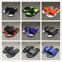 Wholesale Hot Sale Colors Summer Retro Slippers Hydro IV Airs s Sandals Men s Fashion Outdoor Casual Basketball Sneakers Slippers Size