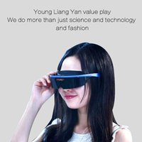 Wholesale Glaxxes vr glasses vr all in one Virtual Reality Headset D glasses Game Glasses Adjust Cardboard VR ALL IN ONE D VR BOX