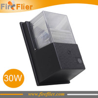 Wholesale wall pack led lamp w w w waterproof led wall light for corridor garage passageway lighting fixture with sensor