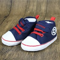Wholesale Kids baby sports shoes baby first walkers infant soft bottom walker shoes sneakers baby gift shoes