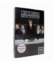 Wholesale Law Order Special Victims Unit Season DVD Box Set disc DVDS US version