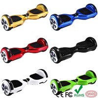 Wholesale Self Balancing Wheel Hoverboard Smart Balance Two Wheels Scooter Electric Skateboard Hoverboard with APP Remote Control