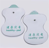 Wholesale Hot Pieces Electrode Pads Healthy Pad For Backlight Tens Acupuncture Digital Therapy Machine Massager Relaxation