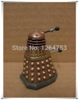 Wholesale Hot sale toys for children New arrival Doctor Who Action figures Metal Dalek