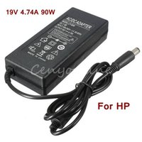 Wholesale Perfect V A W x5 mm Replacement Laptop AC Power Adapter Charger For HP N113 DV5 DV6 DV7 For Compaq Notebook