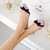 ad hook - New Women s Summer autumn brief women Girl Rubber Waterproof bow Tie Sandals trippy Flats Flat Heel ad jelly shoes