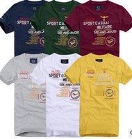air force t shirt designs - Casual t shirt men brand new arrival aeronautica militare men short sleeve t shirts cotton fashion design air force one t shirt