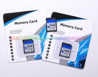 Wholesale New GB SD SDXC Memory Card Flash Memory Card Elite Pro SD Card for Digital Cameras High speed for Car Video Player