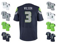 away games - 2016 Seahawks Russell Wilson Authentic Men Elite Women Youth Game Home Away Football Jerseys Professional High Quality Stitched Wear
