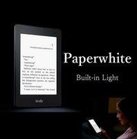 achat en gros de book reader kindle touch-paperwhite allumer une lumière intégrée wifi e lecteur de livre ebook encre tactile e encre livre rétro couverture cadeau 2 Go