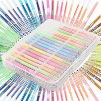 Wholesale Set of Gel Pens Designed for Adult Coloring Intricate Detail Nib AeGuaranteed Never To Bleed or Blob New Long Lasting Ink Technology