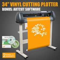 Wholesale 34 Inch VINYL CUTTER SIGN CUTTING PLOTTER quot Vinyl Cutter Sign Cutting Plotter W Artcut Software Design Cut Hot sales