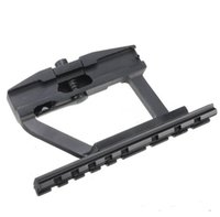 Wholesale AK U Mount Quick release Aluminum mm Tactical Scope Sight Rail Mount Bracket Holder Base For Hunting