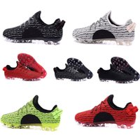 Wholesale 2016 Original Soccer Shoes Mens Hot Outdoor Football Boots Top Quality Soccer Cleats Colorfull China Size