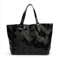 venta caliente bao bao lattice ladies issey bolso geomtrico diamante bolso de la moda bolso de