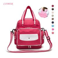 Wholesale Fashion Big Capacity Waterproof Diaper Bag Multifunction Mummy Maternity Nappy Bags Travel Bag Backpack Colors