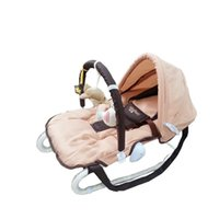 Wholesale 2016 Hot Sale electric baby crib rocking chair cradle baby swing shaking bed baby bouncer