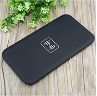 Wholesale Wireless Charger Wireless Charging Pad Wireless Charging Panel Transmitter For Mobile Phones universal for Qi device DHL