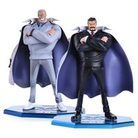 admiral movie - Anime One Piece P O P POP Marine Hero Vice Admiral Monkey D Garp PVC Action Figure Collection Model Toy OPFG425
