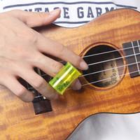 Wholesale Ukulele Partner Finger Shaker shot Rhythm Ring Sand Bell Sand sound Egg Shaker Hammer for Ukulele Guitar