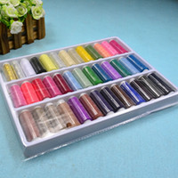 Wholesale Thread color sewing thread set Sewing clothes Environmental protection dyeing High quality Sewing Notions Tools