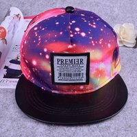 baseball highlights - baseball cap hat hip hop star in the night sky hat unisex design highlights the Star top snapbacks