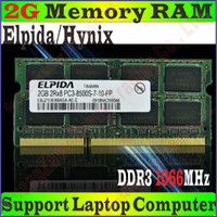 apple laptop memory - High Quality Elpida Hynix Memory RAM PC3 S g GB g GB DDR3 MHz FOR Laptop Notebook Apple MacBook PC3 No Package box